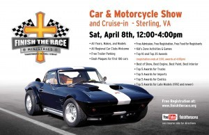 2017 Finish The Race Spring Car & Motorcycle Show and Cruise-In