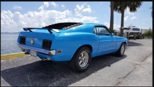 1970 Ford Mustang (FL) – $35,000