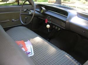 1963 Chevrolet Biscayne (CT) – $31,500