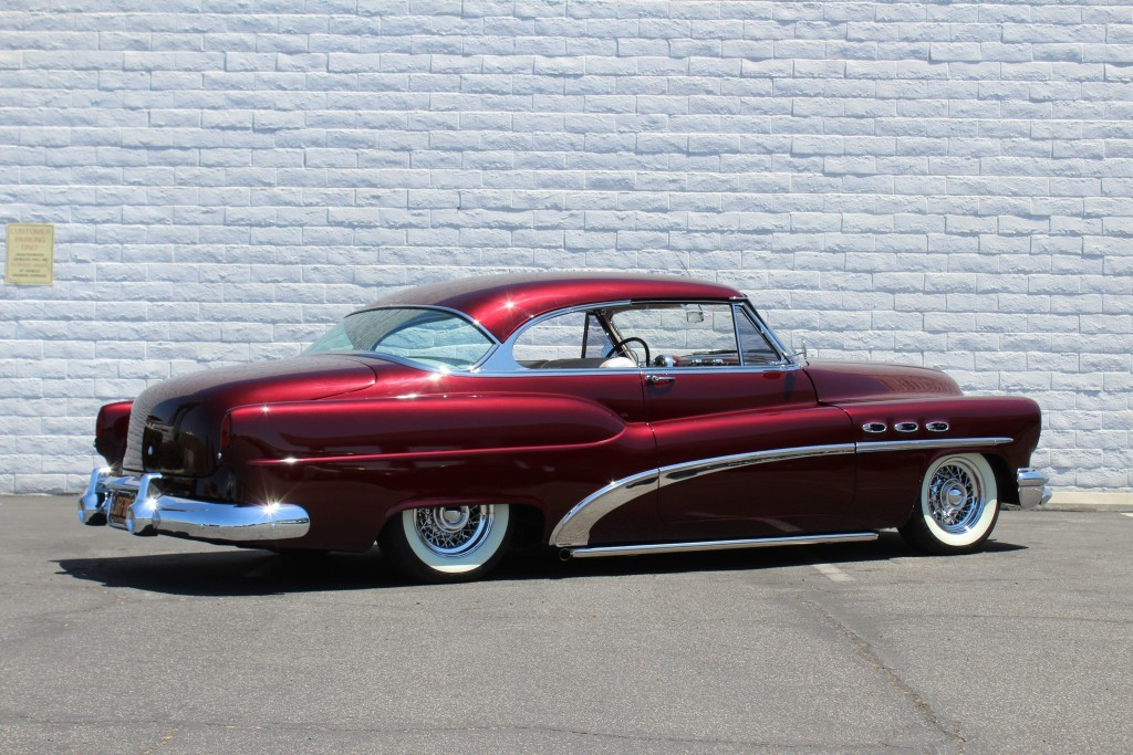 Classic Muscle Cars For Sale >> 1953 Buick Super Riviera