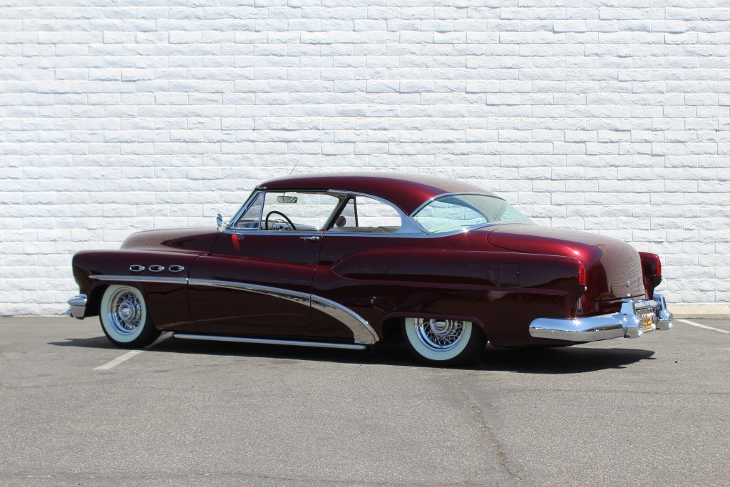 Muscle Car For Sale >> 1953 Buick Super Riviera