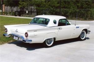 1957 Ford Thunderbird (GA) – $28,900