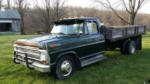 1969 Ford F 350 Dumptruck Pa 10 000
