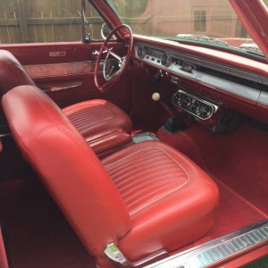 1964 Ford Ranchero (OK) – $29,900