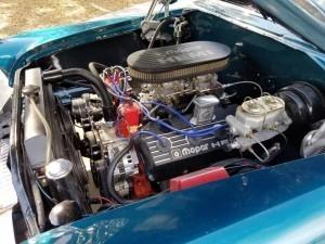 1955 Plymouth Belvedere (GA) – $59,000