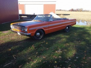 1966 Plymouth Belvedere (WI) – $25,000