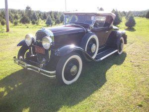 1931 Buick Model 64 Roadster (NJ) – $55,000
