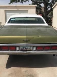 1972 Chevrolet Chevelle (NC) – $47,500