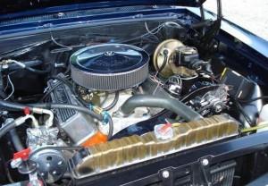 1967 Chevrolet (El Camino) – $25,000