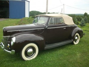 1940 Ford Deluxe (NJ) – $38,000