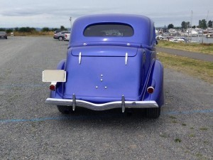 1936 Ford Tudor Humpback Sedan (WA) – $39,900