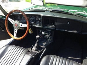 1977 MGB Roadster (IN) – $13,900