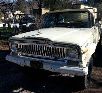 1970 Jeep J2000 (CA) – $7,900