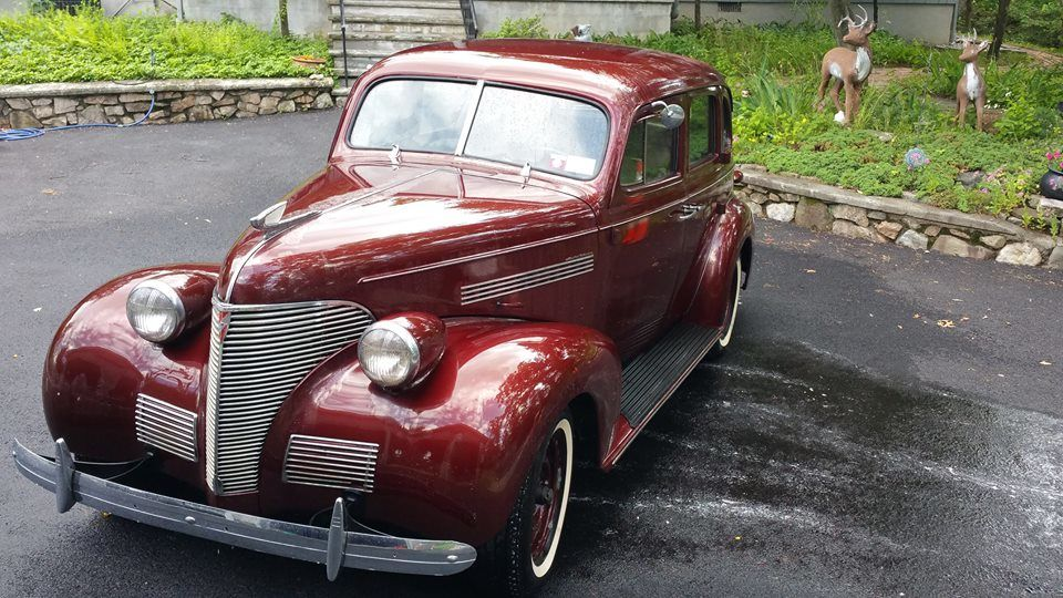 1939 Chevrolet Master Deluxe (NY) – $24,999