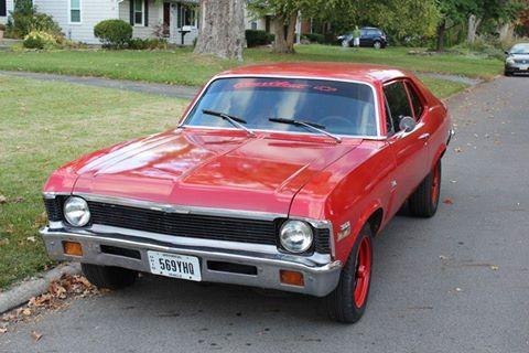 1972 Chevrolet Nova (OH) – $13,900