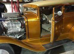 1931 Ford Sedan (TX) – $31,900