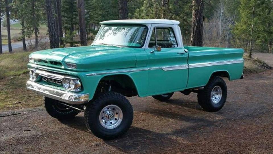 1966 GMC K1000 (ID) – $59,900 NEG