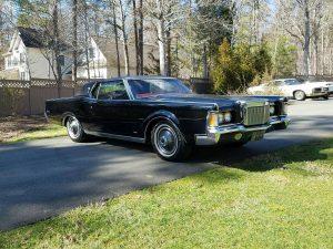 1970 Lincoln MK III (NC) – $26,900