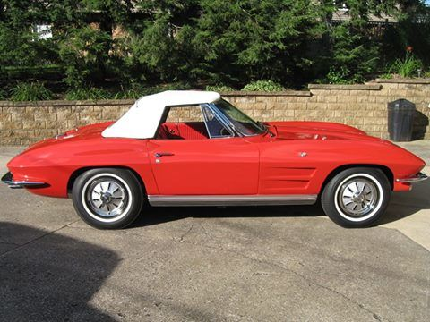 1964 Chevrolet Corvette (OH) – $82,500