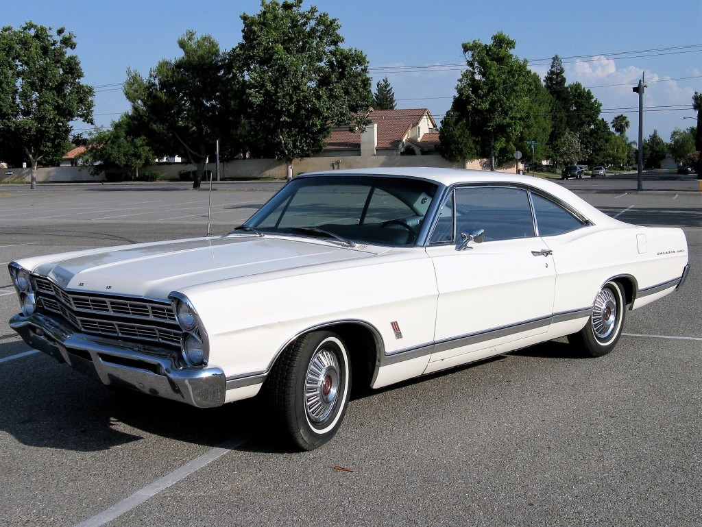 1967 Ford Galaxie 500 Custom (OH) – $15,500