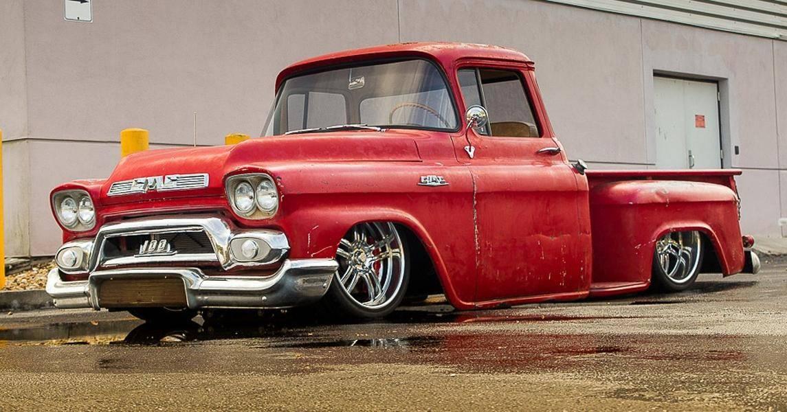 American racing wheels classic truck