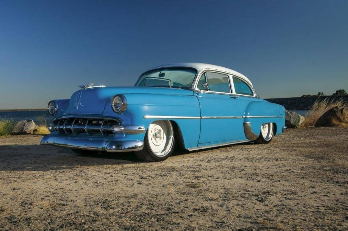 American Racing Wheels Classic Car