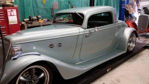 1933 Ford Factory Five Street Rod (DE) – $54,900