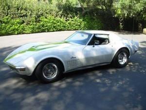 1970 Chevrolet Corvette (CA) – $28,300 OBO