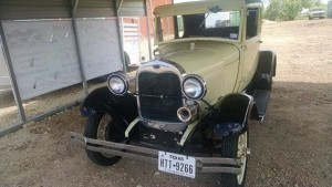 1929 Ford Model A (TX) – $19,900
