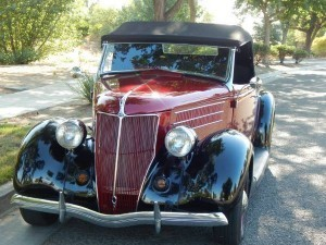 1936 Ford Roadster (CA) – $55,000