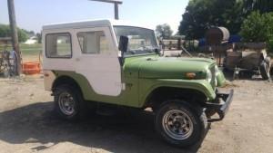 1970 Kaiser Jeep CJ5 (ID) – $13,500