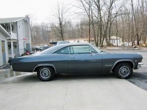 1965 Chevrolet Impala SS (PA) – $27,500