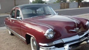 1952 Kaiser Manhattan Sedan (AZ) – $10,500