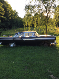 1957 Ford Fairlane 500 (MD) – $13,500 OBO
