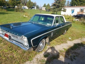 1966 Plymouth Fury III (NY) – $8,500