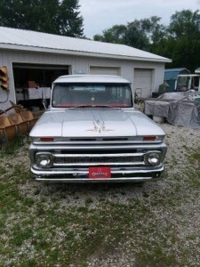 1966 Chevrolet Suburban (IN) – $23,000