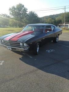 1969 Chevrolet Chevelle (AL) – $59,900