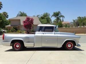 1956 Chevrolet 3100 (CA) – $36,500
