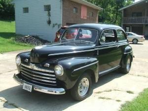 1946 Ford Sedan Streetrod (OH) – $14,900 OBO