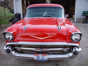 1957 Chevrolet Bel Air (OH) – $39,900