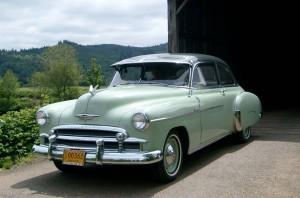 1950 Chevrolet Customline (OR) – $18,900