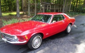 1970 Ford Mustang (OK) – $19,900