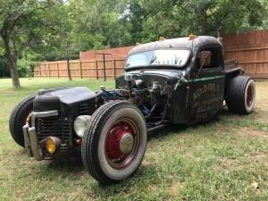 1939 Chevrolet Rat Rod Pickup (OK) – $12,500 FIRM