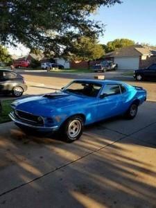 1970 Ford Mustang (TX) – $27,500 OBO