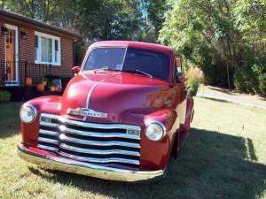1949 Chevrolet 3100 Pickup (VA) – $42,500 OBO