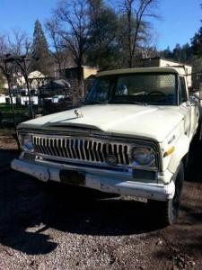 1970 Jeep J2000 (CA) – $5,000