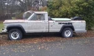 1969 Jeep J2000 (CA) – $3,000