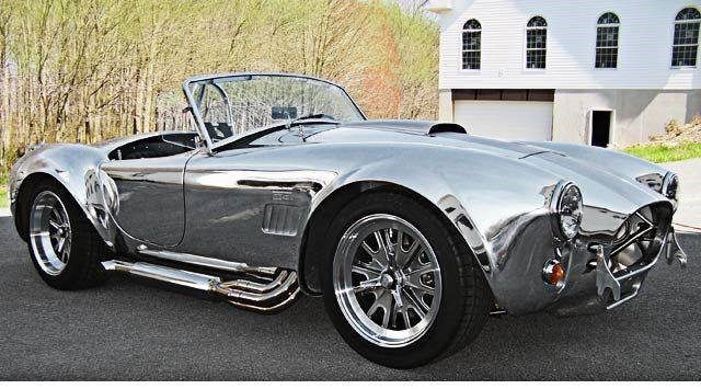 The Classic 1967 Shelby 427