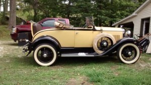 1931 Ford Model A (OH) – $21,000 OBO