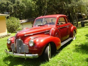 1940 Buick Special (FL) – $31,900 NEG